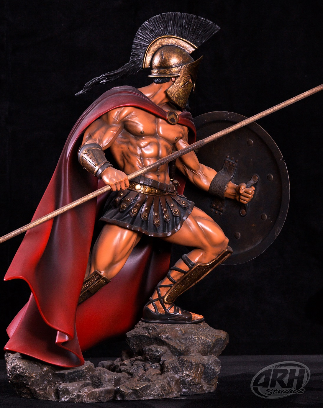 king leonidas Leonidas king of sparta leonidas (c 530-480 bc) was a king of the city-state of sparta from about 490 bc until his death at the battle of thermopylae against the.